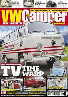 Volkswagen Camper and Commercial #68, June 2013 - Download PDF Magazines free