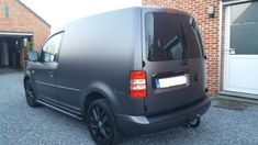 Caddy 3 Caddy Van, Car, Automobile, Autos, Cars