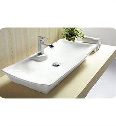 CA4277A | Nameeks Caracalla Vessel Bathroom Sink CA4277A