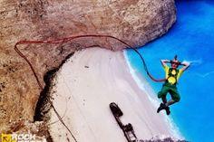 Conheça 20 esportes radicais e até perigosos - BOL Fotos - BOL Fotos