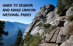 Guide to Sequoia abd Kings Canyon National Parks with Kids! #camping #outdoors #hiking