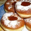 Fánk 13. - könnyed, szalagos recept Doughnut, Food, Cakes, Cake Makers, Essen, Kuchen, Cake, Meals, Pastries