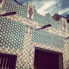 #Fachada en El #Cabanyal