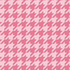 The Houndstooth Check ~ Pink Dawn ~ by PeacoquetteDesigns on Spoonflower ~ bespoke fabric, wallpaper, wall decals & gift wrap ~ Join PD  ~ https://www.Peacoquette.com  #Spoonflower #Peacoquette