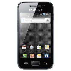 Samsung S5830 Galaxy Ace - Unlocked Phone - Black $186.94