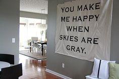 Grey, grey, grey.