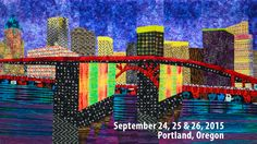 Join us in September for our 15th annual #quilting expo! https://www.nwquiltingexpo.com