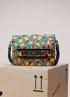 Keith Haring™ PS11 Mini Classic bag | PROENZA SCHOULER | 24 Sèvres