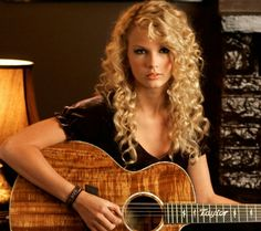 Tay and her guitar!