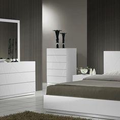 J&M Furniture Naples 5 Drawer Chest | AllModern