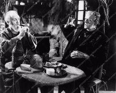 photo O.P. Heggie Boris Karloff horror film The Bride of Frankenstein 2738b-16