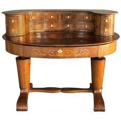 New Antique Furniture Table Desks Ideas Art Deco Furniture, Patio Furniture Sets, Funky Furniture, Furniture Styles, Furniture Design, Antique Desk, Antique Furniture, Homemade Home Decor, Grand Homes
