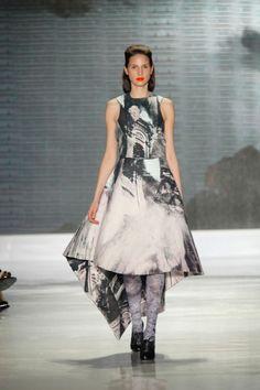 Academy of Art University  May 3rd 2012 Fashion show