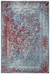 Milano 155x230 des. MIL 574 Turquoise Shabby Look, Bohemian Rug, Vintage, Design, Home Decor, Turquoise, Scrappy Quilts, Red, Blue