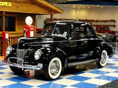 1st thing I would buy a 1940 Ford Coupe for my dad!!!