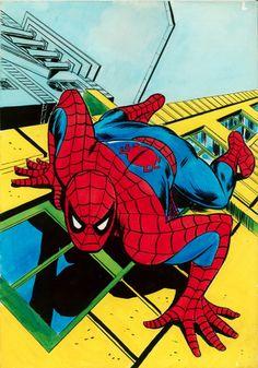 Spider-Man #64 by Lopez Espi *
