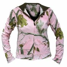 Pink Camo RG Shoes | Pictures of Womens Fleece Pink Camo Coat