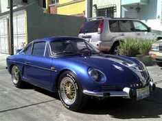 Unearthed: 1969 Renault Alpine A110