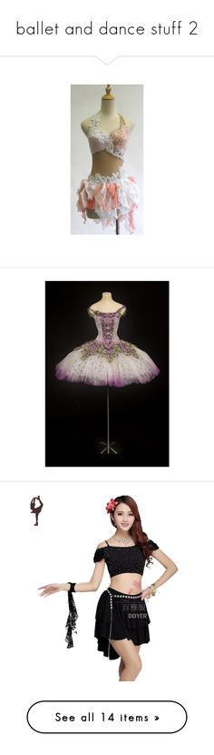 """""""ballet and dance stuff 2"""" by thesassystewart on Polyvore featuring costumes, ballet halloween costumes, ballerina costume, ballet costumes, ballerina halloween costume, dance, sexy belly dancer halloween costume, sexy costumes, belly dancer costume and sexy belly dancer costume"""