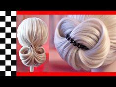 9 tyylikäs ja nopea kampaus elastisia - Kampaukset REM - YouTube