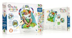 Brand New: New Logos and Packaging for Baby Einstein and Bright Starts by Duffy