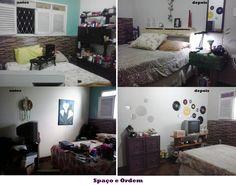 Repaginando meu quarto