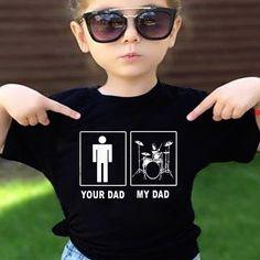 Cute Shirts, Funny Shirts, Movie Shirts, Vinyl Shirts, Nurse Gifts, S Pic, Drums, 3d Printing, T Shirt