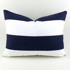 Lumbar Pillow Pillows Premier Prints Vertical by MyPillowStudio Lumbar Pillow, Throw Pillows, Sunroom Furniture, Premier Prints, Blue And White, Trending Outfits, Unique Jewelry, Vintage, Etsy