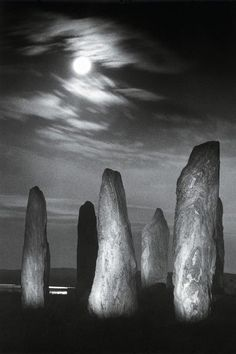 whoistrinity:     Callanish Standing Stones, Isle of Lewis, Scotland