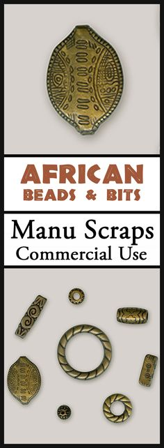 Ready to add some Charm and Bling to your Digital Scrapbook pages?  Manu Scraps has Commercial Use Elements to help you with that!