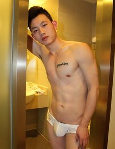 boy asian naked model