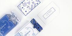 J. of Hearts — The Dieline - Branding & Packaging
