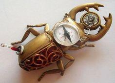 DIY Steampunk Gadget Bug