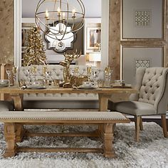 Archer Extending Dining Table - Rectangular   Archer Collection   Collections   Z Gallerie
