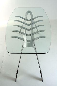 Libero Stile Struttura Due Table Design by Davide Vercelli « Furniii