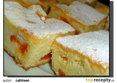 Meruňkové Himaláje (v remosce) recept - TopRecepty.cz Bread Dough Recipe, French Toast, Cheesecake, Breakfast, Ds, Cakes, Morning Coffee, Cake Makers, Cheesecakes