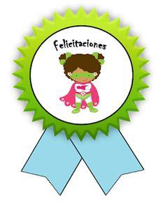Fichas de Primaria: Medallas escolares Stickers Online, Diy And Crafts, Joy, School, Edwin, Tips, Mariana, Kids Labels, School Supply Labels