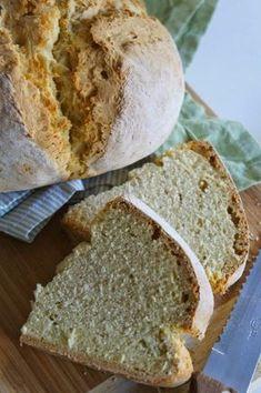 Pan de soda irlandés, un pan diferente del que, seguro, habéis oído hablar e incluso habéis preparado en alguna ocasión. No necesita a...