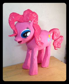 piñata de Pinkie Pie