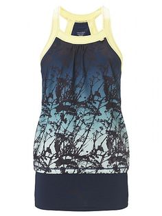 Sweaty Betty Black Ribbed Vest Top Size M Uk 10-12 Gym Fitness Running Yoga Clothing, Shoes & Accessories Activewear Tops