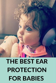 Flying or going to a concert with baby? You need to protect those ears! Check out the best noise canceling head phones for your baby or toddler. (affiliate) Baby Banz | Baby Headphones | Baby Ear Phones | Noise Canceling |