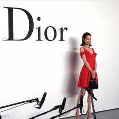 Woman-crush Wednesday Tags: Kiko mizuhara ; dior ; fashion ; interview ; design ; rouge