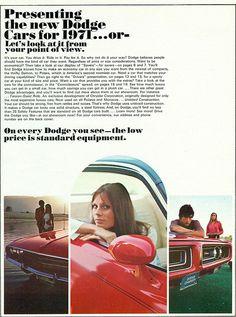 1971 Dodge Cars