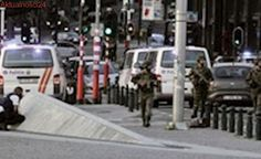 Atak na dworcu w Brukseli. Saperzy wysadzili kolejny ładunek