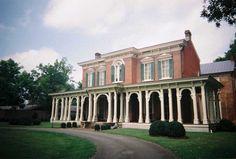 Murfreesboro Oakland's Mansion
