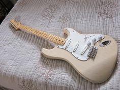 MJT Custom Stratocaster with Fralins | Reverb