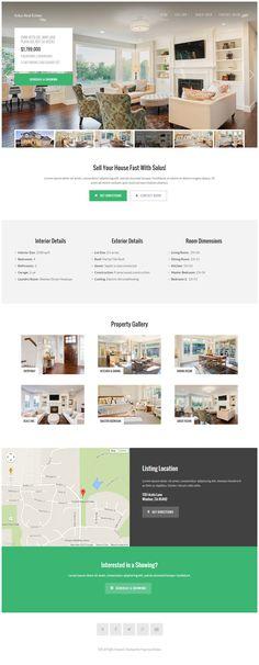 Solus is Premium Responsive WordPress Real Estate Theme. Retina Ready. Unlimited Color Schemes. Translation Ready. Google Map. http://www.responsivemiracle.com/cms/solus-premium-responsive-single-property-wordpress-theme/
