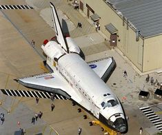 Owning the space shuttle orbiter replica will be one small swipe for your credit card, one giant leap towards fulfilling your astronaut dream. This 1:1 replica...