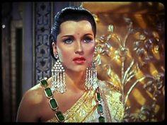 The Indian Tomb - Debra Paget - Snake Dance Scene - HD - YouTube