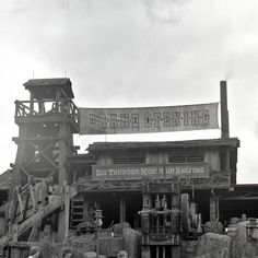 Vintage Walt Disney World: Big Thunder Mountain Debuts at Magic Kingdom Park     Posted: 15 Nov 2012 04:30 AM PST       Today in 1980, Big Thunder Mountain Railroad opened at Walt Disney World Resort.